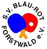 Blau-Rot Forstwald