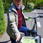 Der neue Vorsitzender des Bürgerverein Forstwald:       Dr. Günther Porst