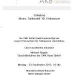 Einladung SWK