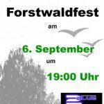 Forstwaldfest 2014 Plakat_K