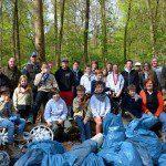 Klasse, dass viele junge Forstwalder geholfen haben...